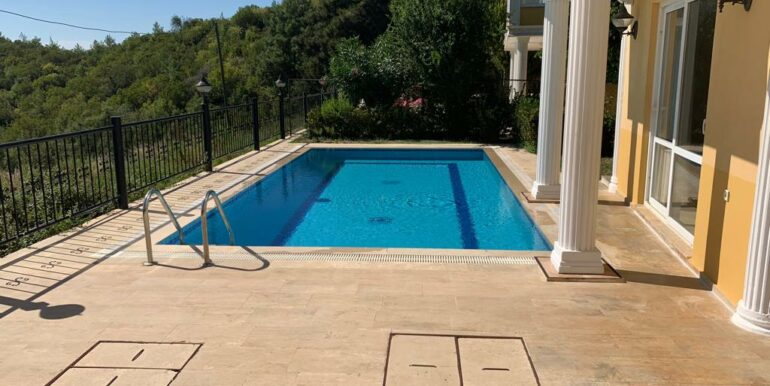 165000 Euro Villa For Sale in Alanya 15