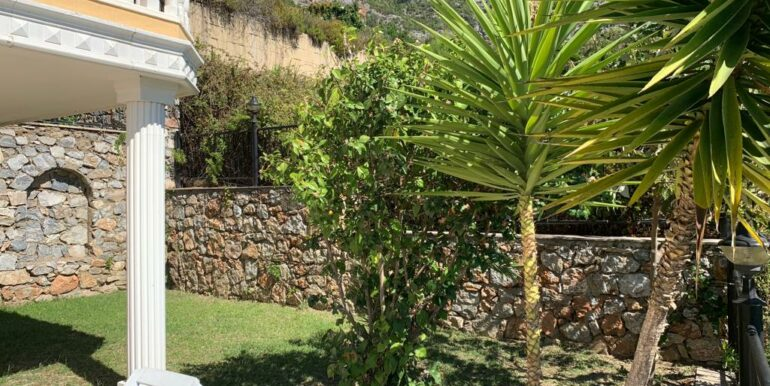 165000 Euro Villa For Sale in Alanya 16