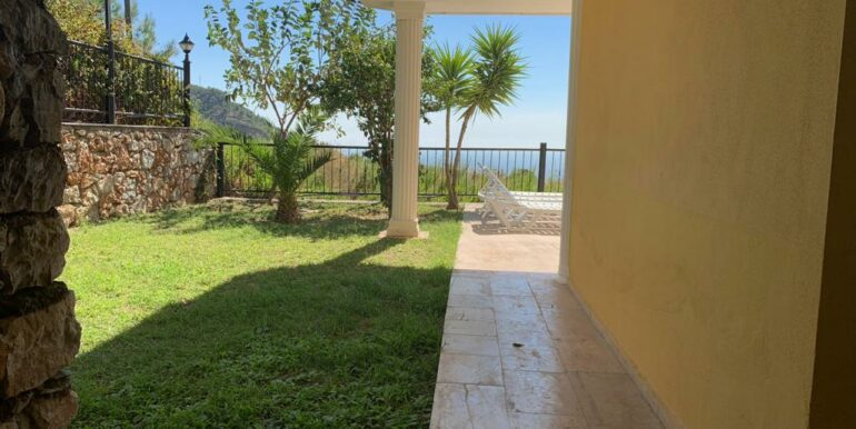 165000 Euro Villa For Sale in Alanya 17