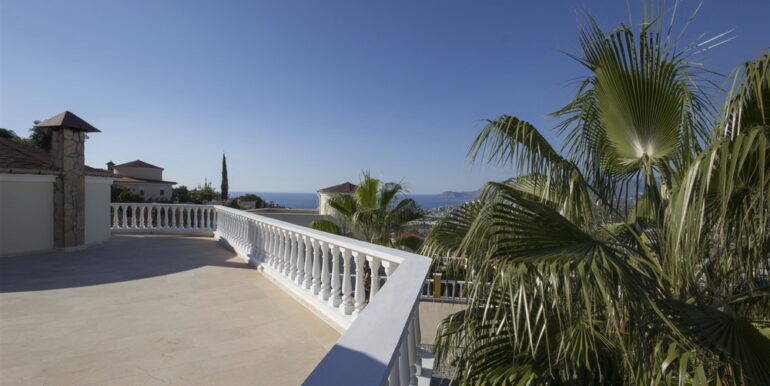 169000 Euro Villa For Sale in Alanya 3