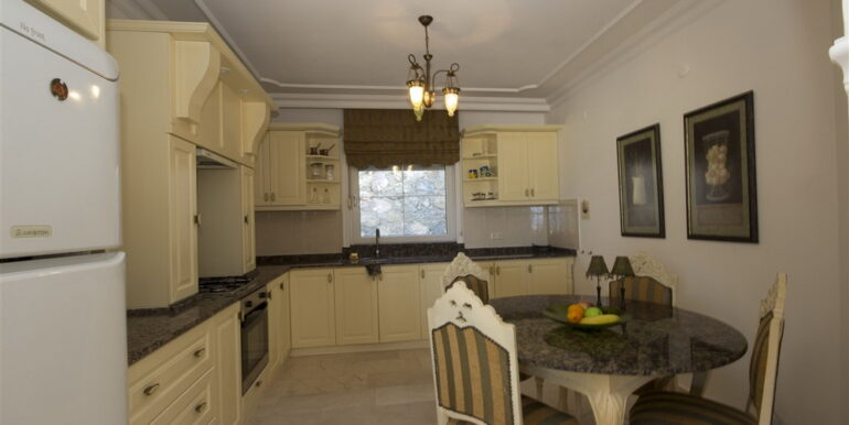 169000 Euro Villa For Sale in Alanya 4