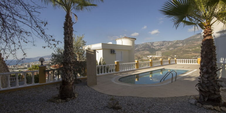 169000 Euro Villa For Sale in Alanya 5