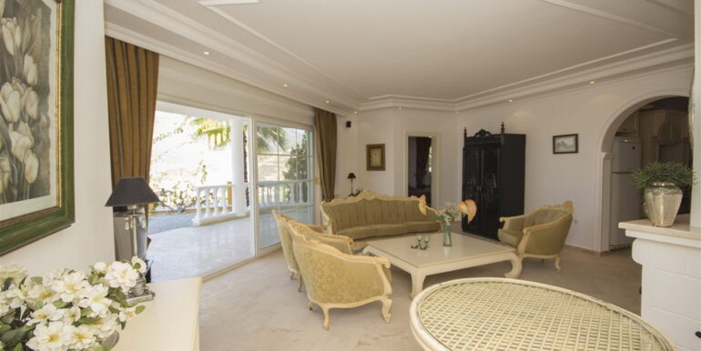 169000 Euro Villa For Sale in Alanya 6