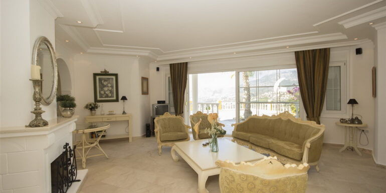 169000 Euro Villa For Sale in Alanya 11
