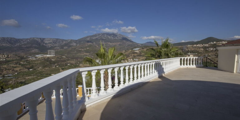 169000 Euro Villa For Sale in Alanya 12