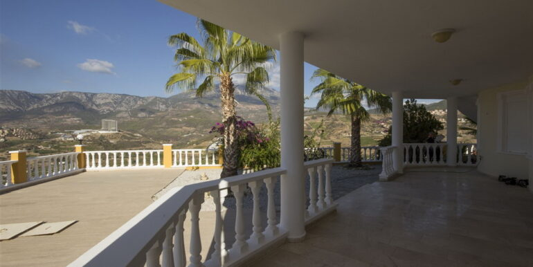 169000 Euro Villa For Sale in Alanya 13