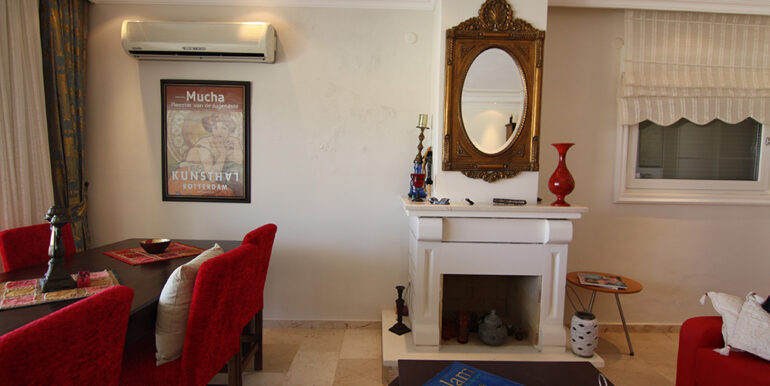 175000 Euro Villa For Sale in Alanya 4