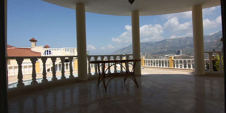 175000 Euro Villa For Sale in Alanya 13