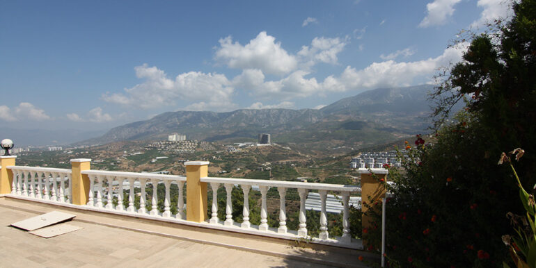 175000 Euro Villa For Sale in Alanya 16