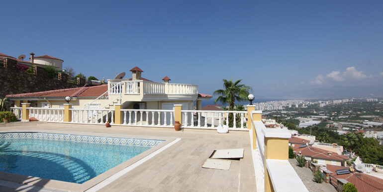175000 Euro Villa For Sale in Alanya 17