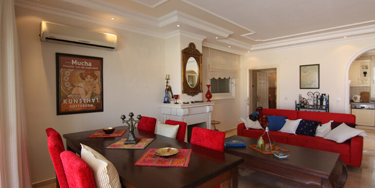 175000 Euro Villa For Sale in Alanya 19