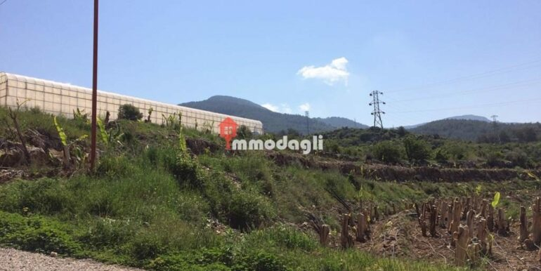 192000 Euro Plot For Sale in Alanya Oba 2