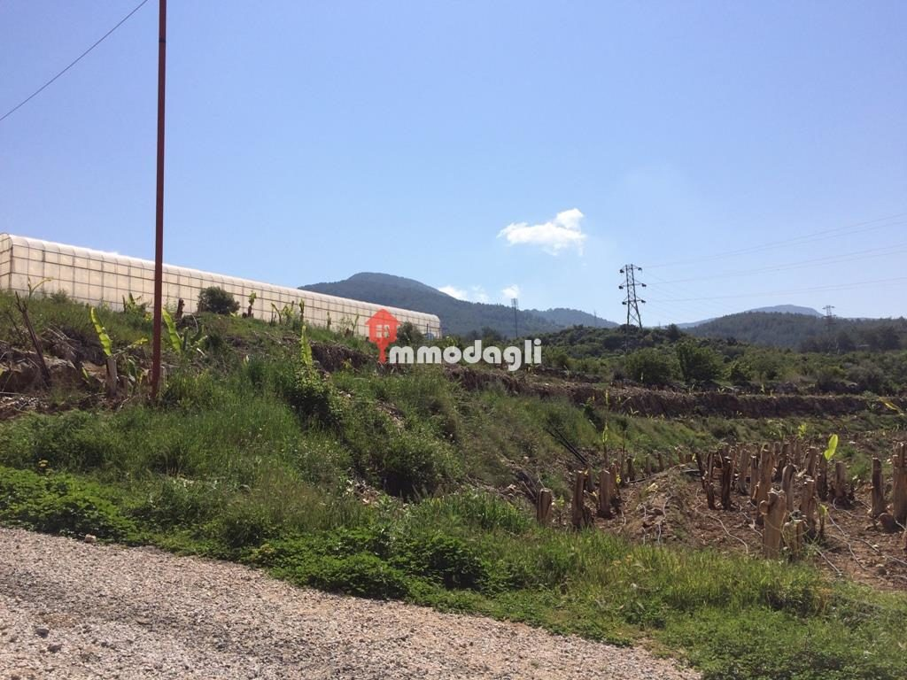 192000 Euro Plot For Sale in Alanya Oba