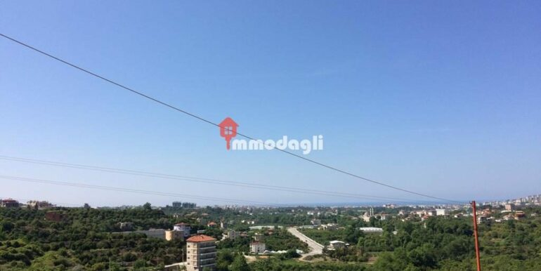 192000 Euro Plot For Sale in Alanya Oba 5