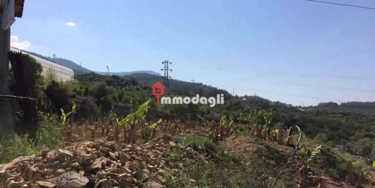 192000 Euro Plot For Sale in Alanya Oba 6