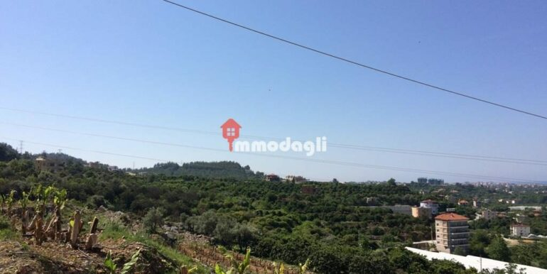 192000 Euro Plot For Sale in Alanya Oba 8
