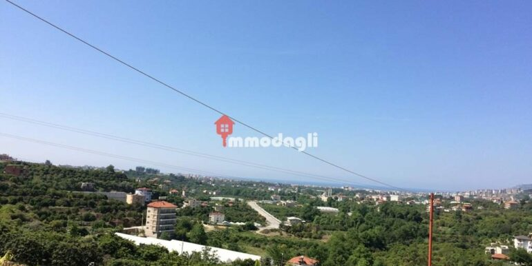 192000 Euro Plot For Sale in Alanya Oba 9