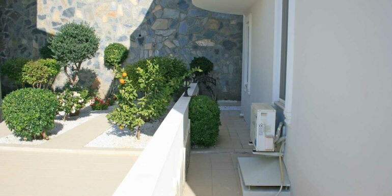 199000 Euro Sea View Villa For Sale in Alanya Tepe 6
