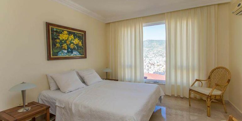 219900 Euro Sea View House For Sale in Alanya 10