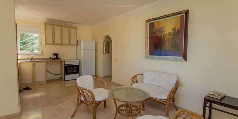 219900 Euro Sea View House For Sale in Alanya 18