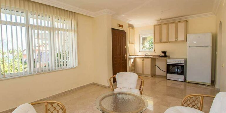 219900 Euro Sea View House For Sale in Alanya 20