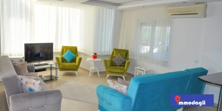 230000 Euro Villa For Sale in Alanya 7