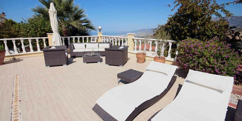 249000 Euro Private Villa Te Koop in Alanya Kargicak 4