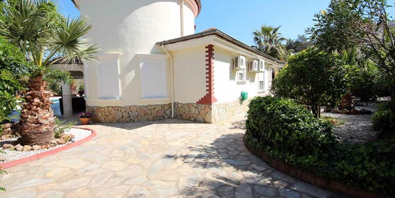 249000 Euro Private Villa Te Koop in Alanya Kargicak 7
