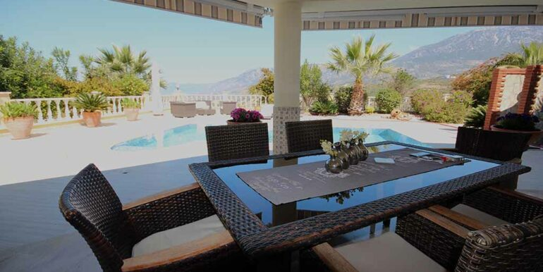 249000 Euro Private Villa Te Koop in Alanya Kargicak 24