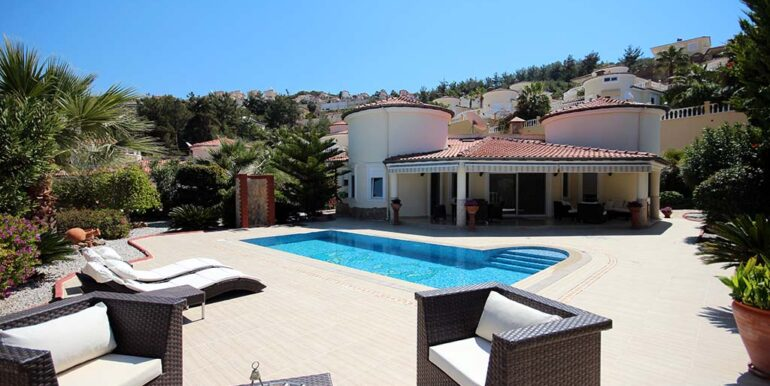 249000 Euro Private Villa Te Koop in Alanya Kargicak 25