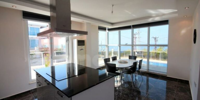 250000 Euro New Villa For Sale in Alanya 4