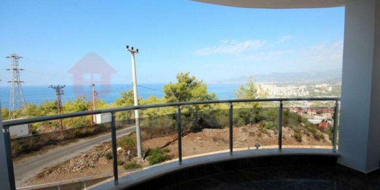 250000 Euro New Villa For Sale in Alanya 13