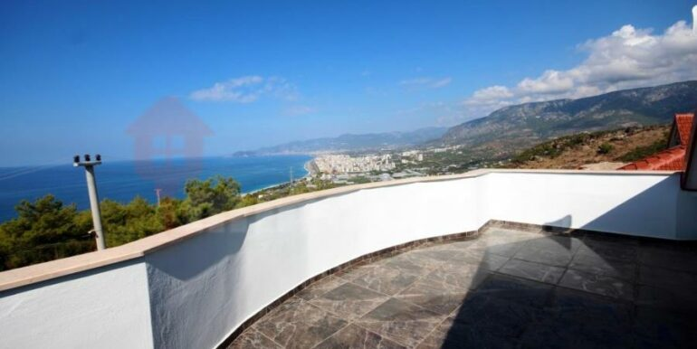 250000 Euro New Villa For Sale in Alanya 15