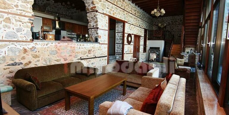 2500000 Euro Antique House For Sale in Alanya 11