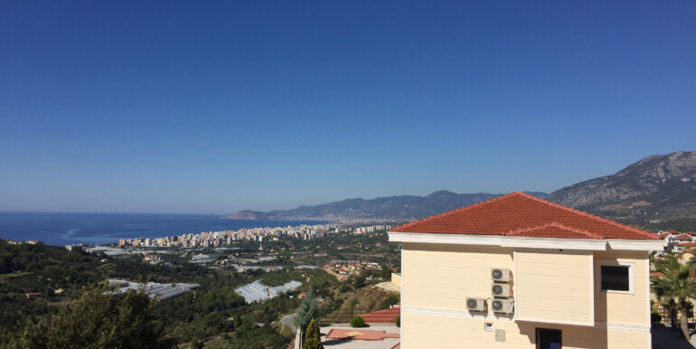 275000 Villa For Sale in Alanya 8