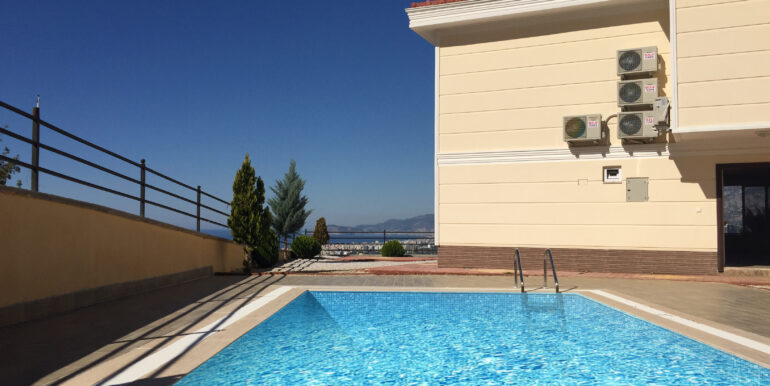 275000 Villa For Sale in Alanya 9