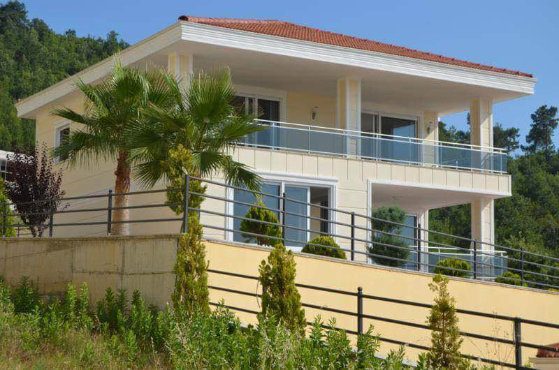 275000 Villa For Sale in Alanya