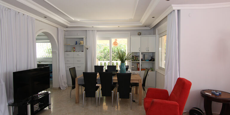 279000 Euro Villa For Sale in Alanya 5