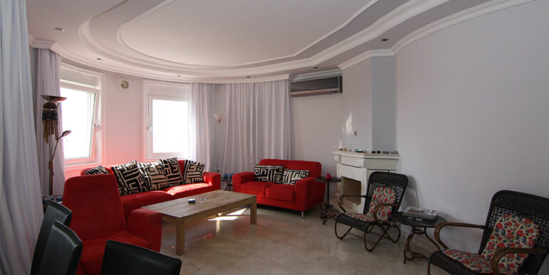 279000 Euro Villa For Sale in Alanya 6