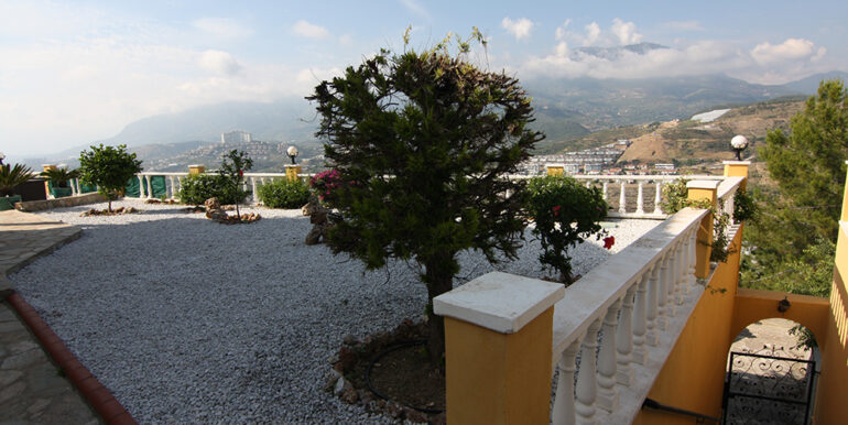 279000 Euro Villa For Sale in Alanya 18