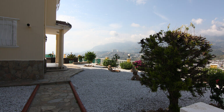279000 Euro Villa For Sale in Alanya 19