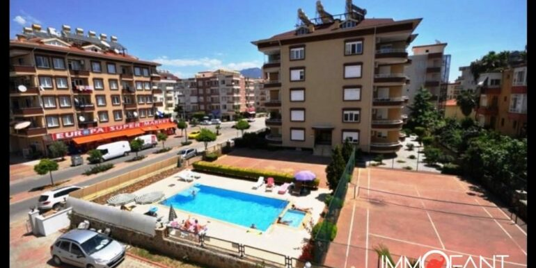300 Euro Apartment For Rent in Alanya 1