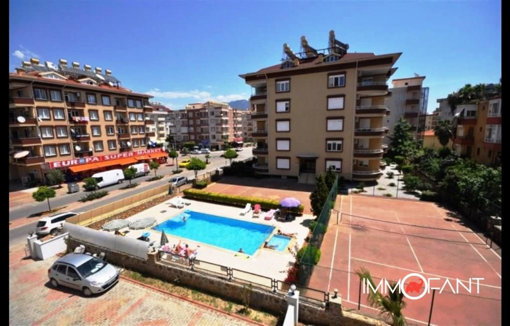 300 Euro Apartment For Rent in Alanya