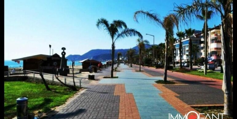 300 Euro Apartment For Rent in Alanya 2