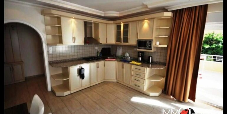 300 Euro Apartment For Rent in Alanya 4