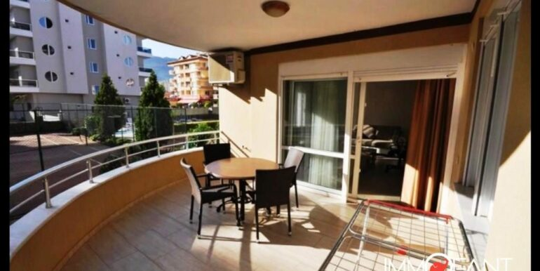 300 Euro Apartment For Rent in Alanya 5