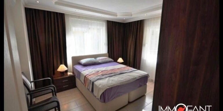 300 Euro Apartment For Rent in Alanya 9