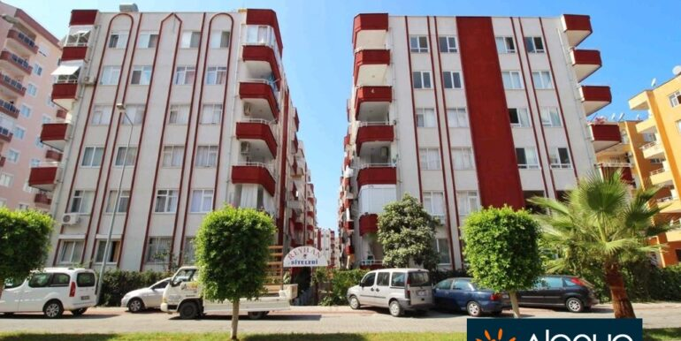 33000 Euro 2 Bedroom Apartment For Sale in Alanya 1