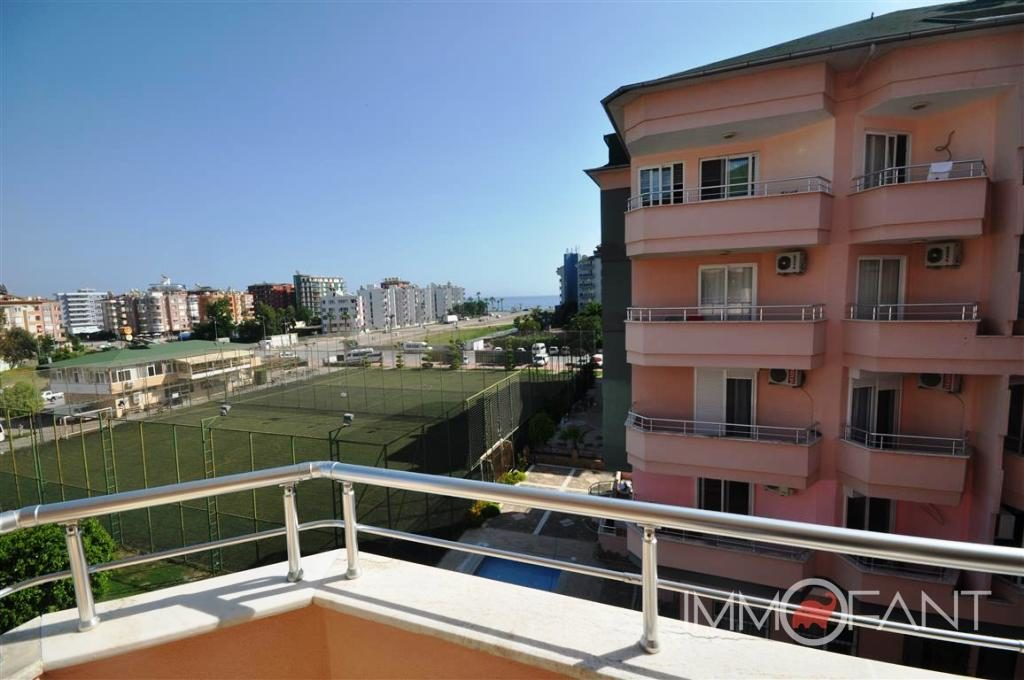 350 Euro Apartment For Rent in Alanya