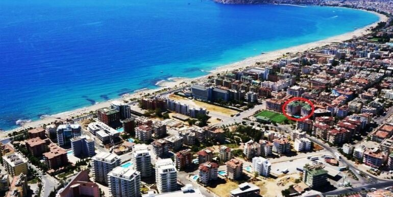 350 Euro Apartment For Rent in Alanya 2